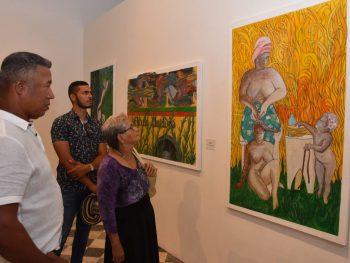 Público en la inaguración de CARIDONNA Ser mujer en el Caribe